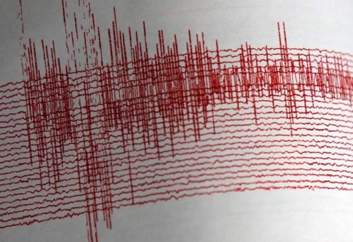 Un nou cutremur în România. A avut loc în urmă cu puţin timp