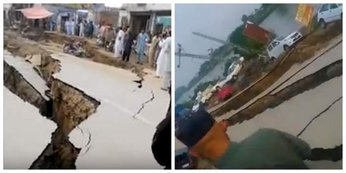 Cutremur devastator în Pakistan. Cel puţin 19 morţi şi 300 de răniţi. VIDEO