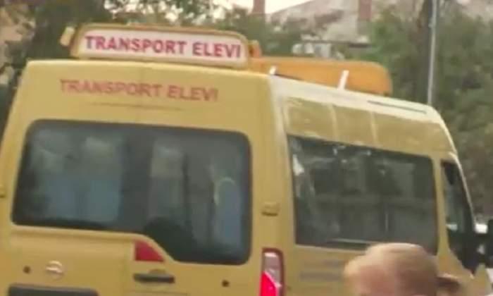 De ce nu era folosit microbuzul școlar pentru a transporta elevii din Gura Șuții! Schimbarea s-a făcut după moartea Adrianei