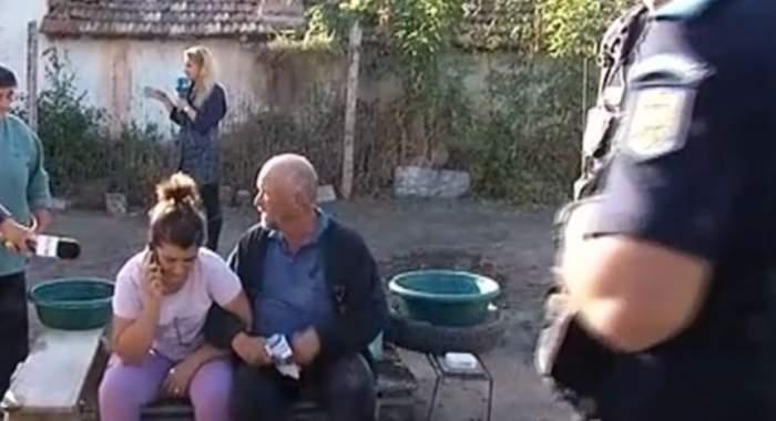 Ce se întâmplă în aceste momente cu mama şi bunicul Luizei, după ce bătrânul a vrut să-şi dea foc, iar Monica Melencu a leşinat