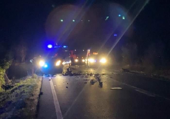 Accident grav în Bihor. Două persoane şi-au pierdut viaţa şi alte patru au fost rănite