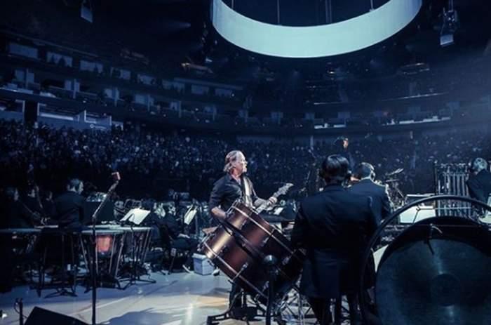 Metallica şi-a anulat un turneu important. Unul dintre membrii trupei se internează la dezalcoolizare