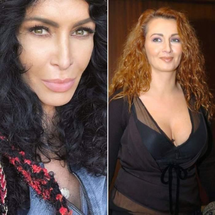 Mai ţii minte cum arăta Mihaela Rădulescu pe vremea când nu avea operaţii estetice? Imagini de colecţie cu vedeta / GALERIE FOTO