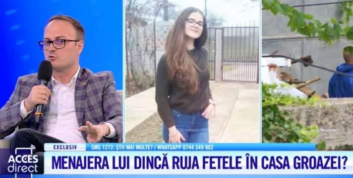 """Menajera lui Dincă, declaraţie la DIICOT despre victimele presupusei reţele: """"Eu aveam misiunea să le rujez"""""""