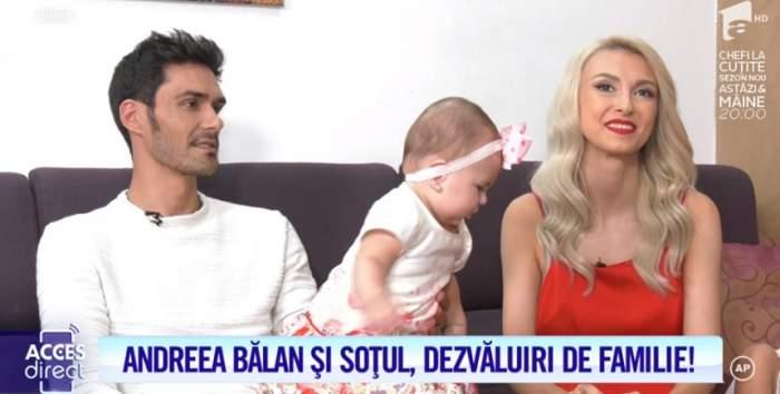 """Andreea Bălan şi George Burcea, despre primele amintiri împreună! """"Eu am ştiut că el este alesul"""". VIDEO"""