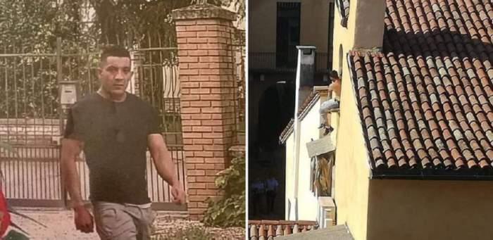 Urmărire ca-n filme pentru un român din Italia. S-a lăsat cu focuri de armă
