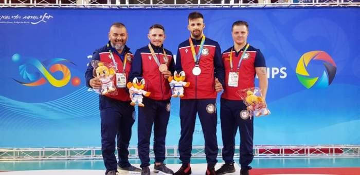 Doi sportivi români, reprezentanţi ai Romaniei la World Marial Arts-Masterships 2019