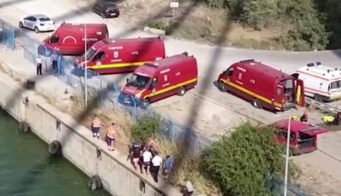 Sinucidere șocantă la Agigea. O tânără de 32 de ani a sărit de pe pod, cu câteva zile înainte de nuntă