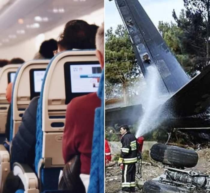 Una dintre cele 176 de persoane care au murit în tragedia aviatică din Iran şi-a presimţit sfârşitul. Care au fost ultimele cuvinte spuse soţului