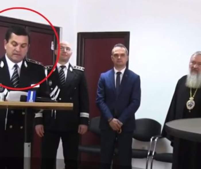 Caz şocant în Câmpia Turzii! Şeful poliţiei a fost prins băut la volan