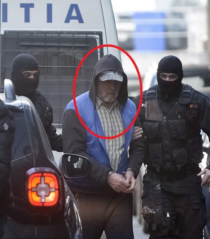 Cazul Caracal. Prima declarație a lui Gheorghe Dincă în fața jurnaliștilor