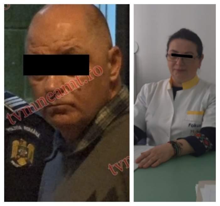 Criminalul asistentei din Piatra Neamţ, declaraţie şocantă! Înainte să o ucidă, a vrut să o felicite