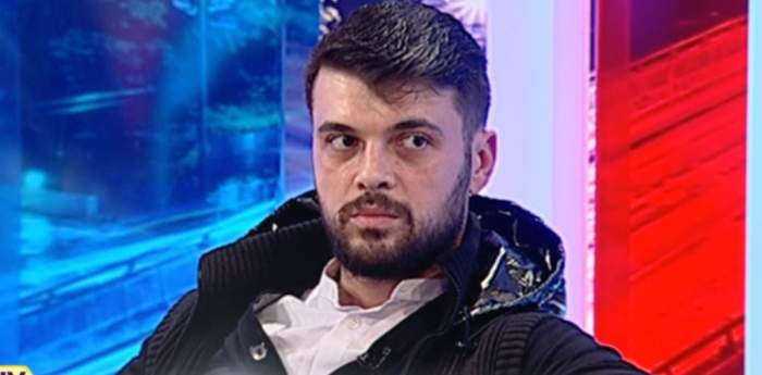 """VIDEO / Marius Elisei, prima apariție publică după scandalul în care e implicat cu transsexualul Delia. """"N-am greșit cu nimic. E o înscenare"""""""