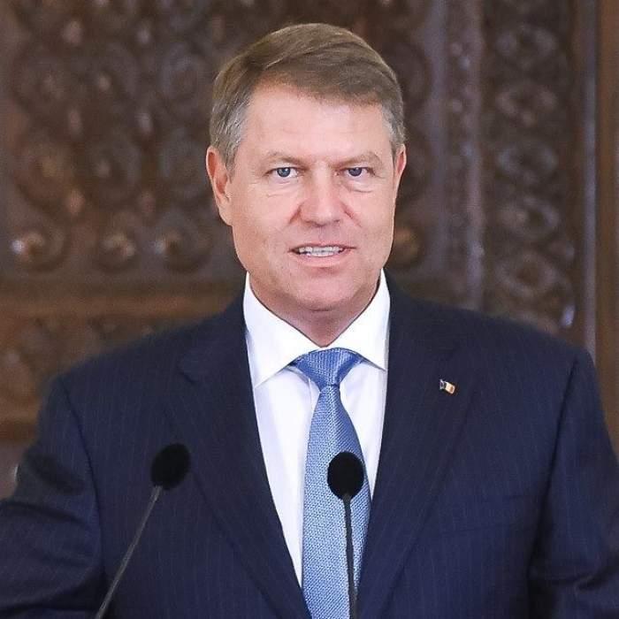 Klaus Iohannis a promulgat dublarea alocaţiilor. Ce a anunţat premierul cu o zi în urmă