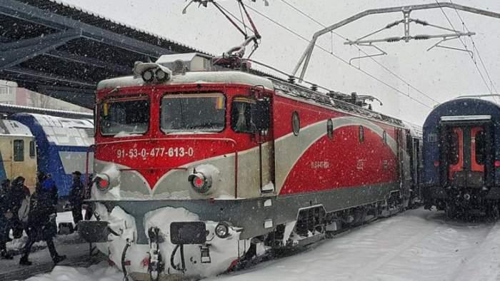 """Grevă la SCRL! CFR Călători a anulat 19 trenuri. """"Salariaţii nu vor accepta să lucreze"""""""