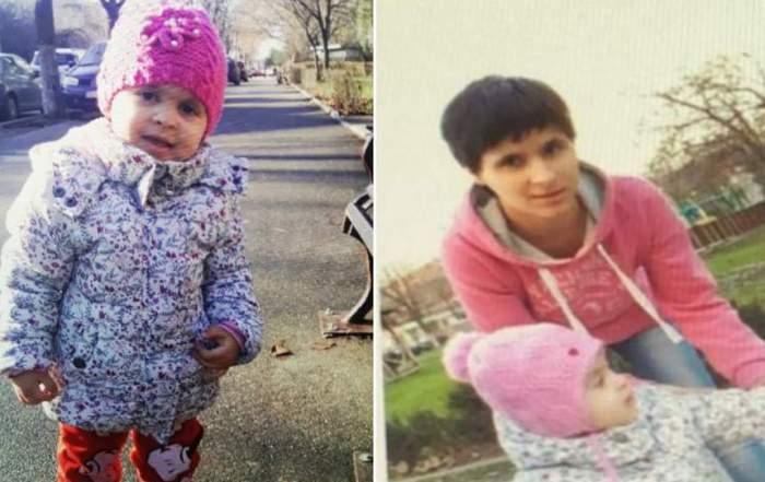 Le-aţi văzut? O tânără de 24 de ani din Craiova şi fiica sa au plecat de acasă şi nu s-au mai întors