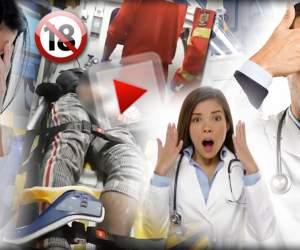 18+ / VIDEO / Imagini XXX, surprinse într-o ambulanţă din Capitală / Medicii s-au distrat ca-n filme!