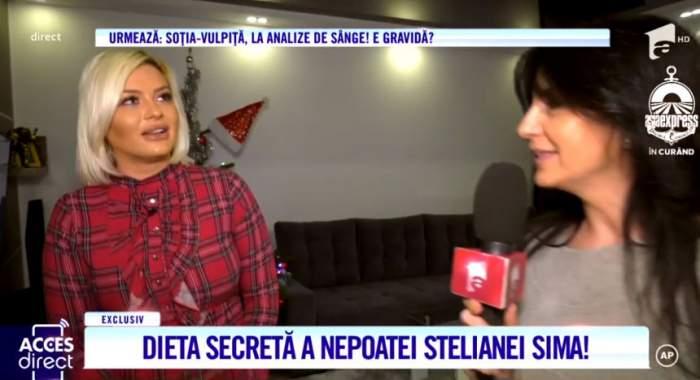 Ea este noua bombă sexy a muzicii populare. Gabriela Vladu, nepoata Stelianei Sima, îi calcă pe urme celebrei sale mătuşi / VIDEO