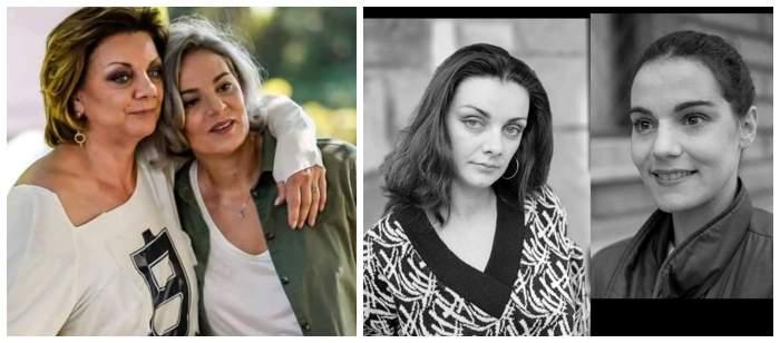 FOTO / Fotografii de colecţie cu Carmen Tănase şi Maia Morgenstern! Cum arătau marile actriţe în tinereţe