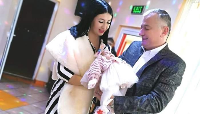 """Mirela de la """"Insula iubirii"""" și soțul, cu bebelușul în brațe. Toată lumea s-a bucurat"""