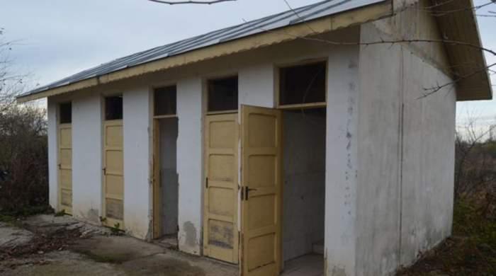 Incident ciudat într-o comună din Ialomița. O femeie a căzut în toaleta cabinetului medical