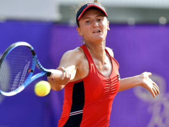 Irina Begu a fost eliminată de la Australian Open! Kiki Bertens nu a avut milă de româncă