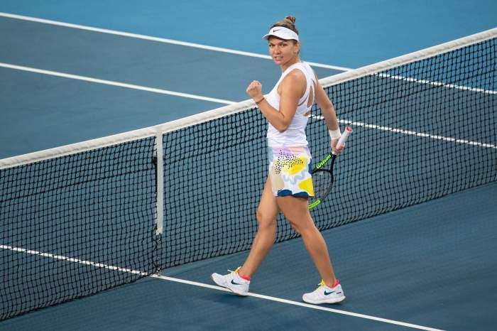 VIDEO / Organizatorii turneului Australian Open au anunţat ora de disputare a meciului Simona Halep – Harriet Dart