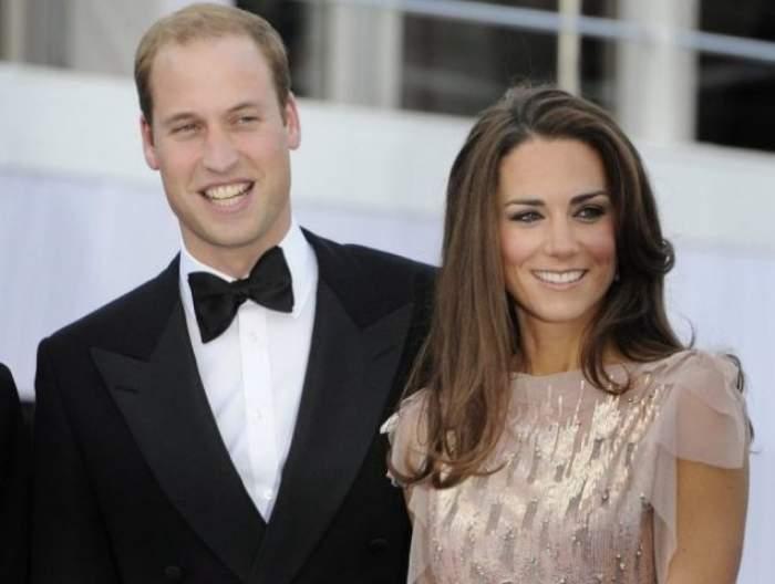Kate Middleton a întors toate privirile la prima recepţie găzduită de Prinţul William