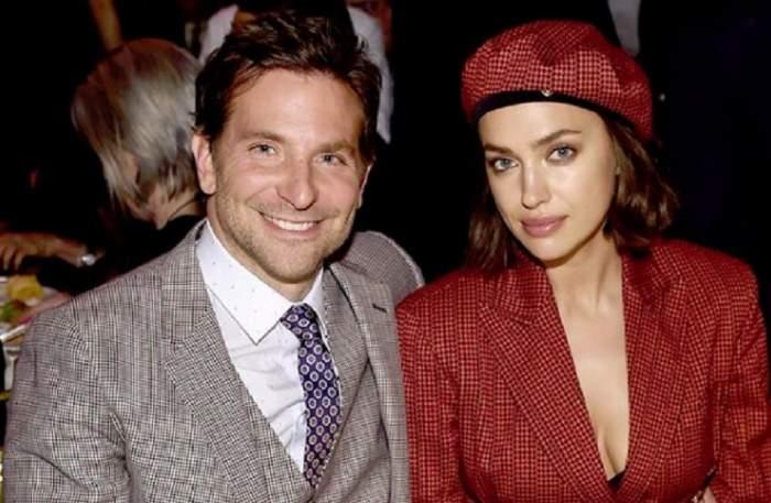 FOTO / Bradley Cooper iubeşte din nou? Actorul a fost văzut în compania unei actriţe cu 14 ani mai tânără