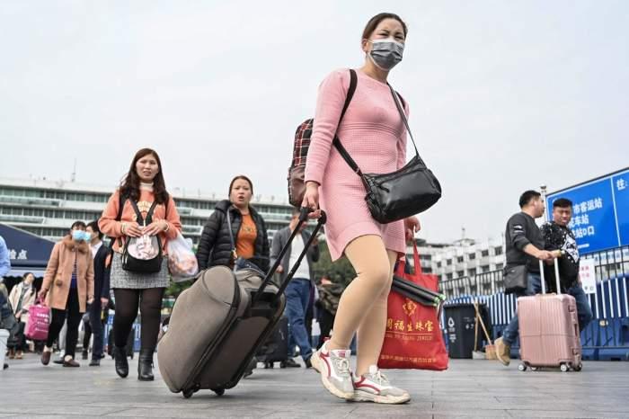 Transportul public închis într-un oraș cu 9 milioane de locuitori, în urma virusului misterios din China. Anunțul autorităților