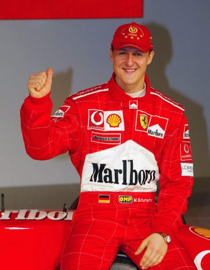 Imagini cu Michael Schumacher în comă, vândute pentru un milion de lire sterline. Fotografiile cu marele sportiv sunt terifiante
