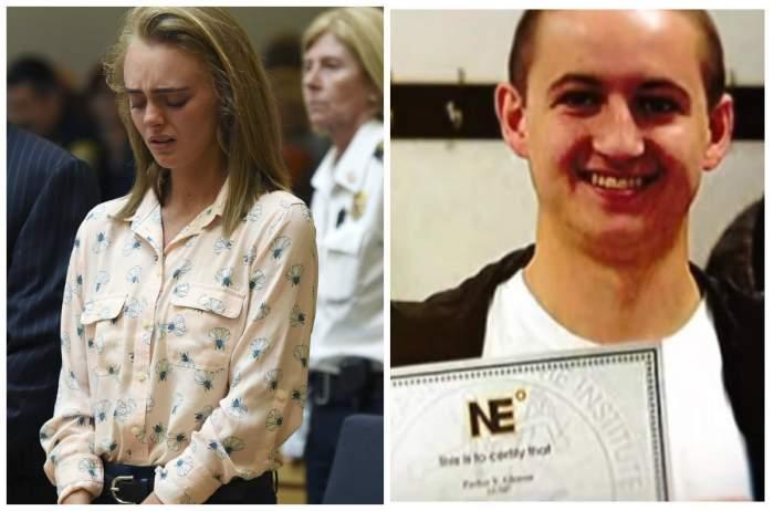 """Tânăra care și-a încurajat iubitul să se sinucidă, eliberată condiționat pentru că a fost """"un deținut model"""""""