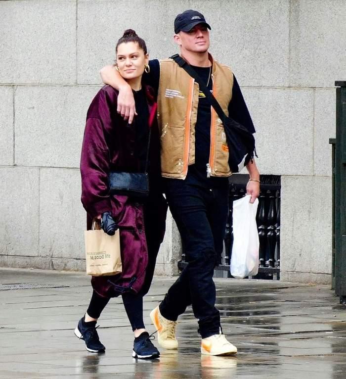 Împăcare mare în showbiz! Jessie J şi Channing Tatum sunt din nou împreună