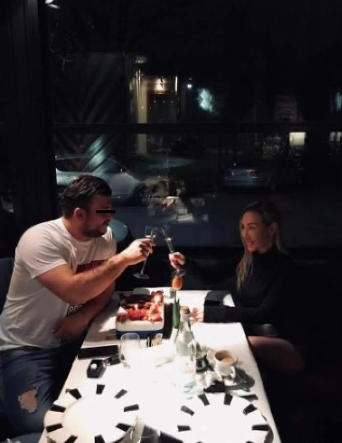 Prima imagine cu Raluca Podea și noul iubit. Blondina l-a uitat complet pe Florin Pastramă / FOTO