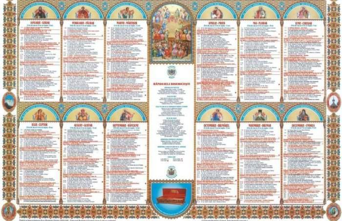 Calendar ortodox, sâmbătă, 25 ianuarie. Lor trebuie să le spui ''La mulţi ani'' în această zi
