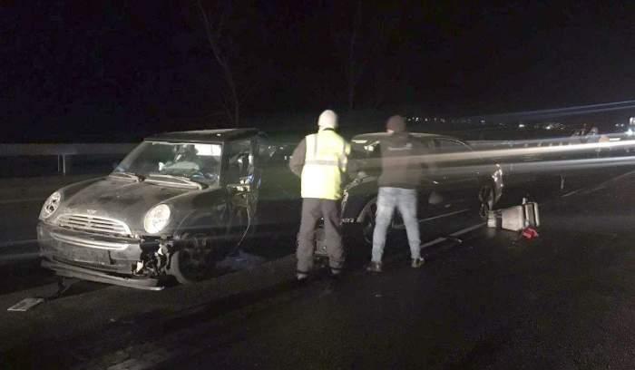 Accident grav pe Valea Oltului. O tânără din București și-a pierdut viața noaptea trecută