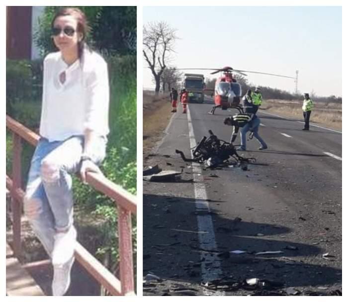Victima accidentului mortal din Argeș este fiica unui politician. Anișoara s-a stins la 30 de ani