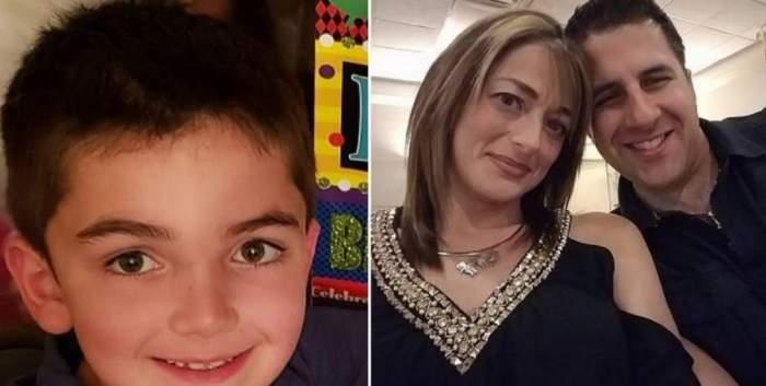 Sfârșit tragic pentru un băiețel de 8 ani! A murit înghețat, după ce tatăl l-a închis în garaj