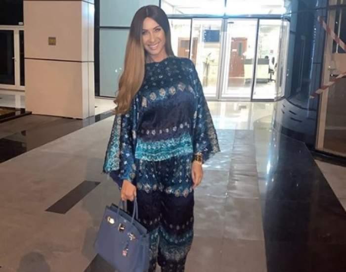 Anamaria Prodan a luat cu asalt presa internațională! Impresara, ipostază incendiară, la 12 ani de la apariția în Playboy / FOTO