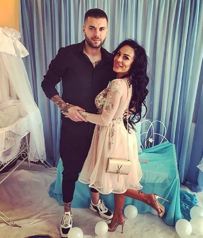 Cum arată soția lui Cristian Daminuță, la doar câteva zile de la naștere