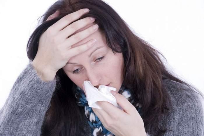 Gripa face ravagii în România. Topul judeţelor afectate