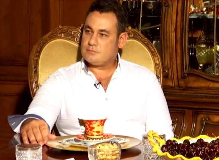 Ionuț Dolănescu, declarații exclusive! Artistul a spus adevărul despre presupusul frate vitreg