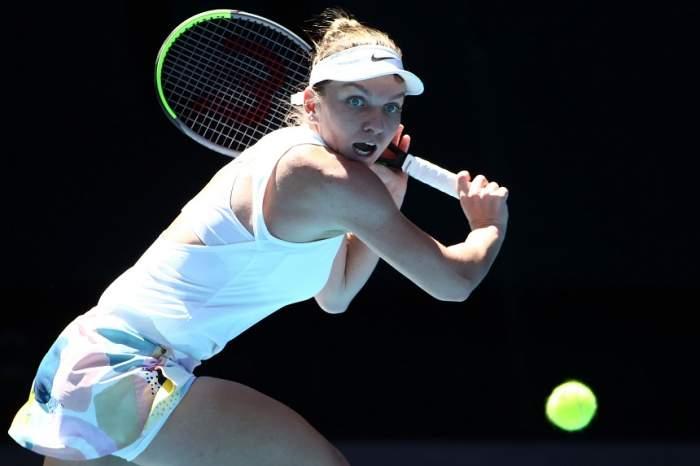 VIDEO / Simona Halep s-a calificat în sferturile de finală ale turneului Australian Open! Află cu cine va juca