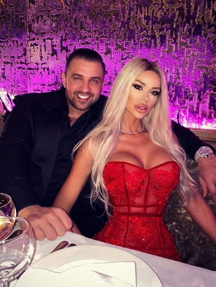 Bianca Drăgușanu și Alex Bodi, din nou certați? Detaliul care îi dă de gol