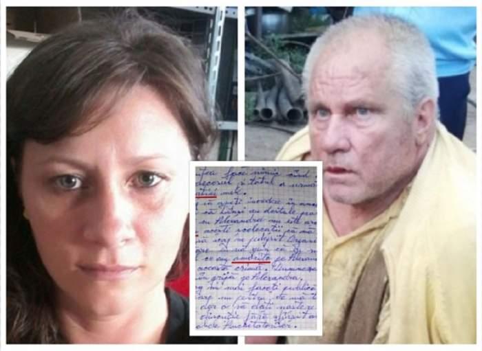 """Fiica lui Gheorghe Dincă, dezvăluire tulburătoare despre scrisori! La ce se aşteaptă familia """"monstrului din Caracal"""""""