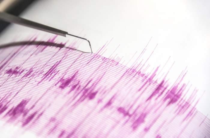Cutremur în România în urmă cu doar câteva minute. Unde s-a produs seismul