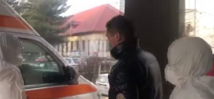 Inconștiență maximă? Cum a fost plimbat, printre pacienți, primul român suspect de coronavirus