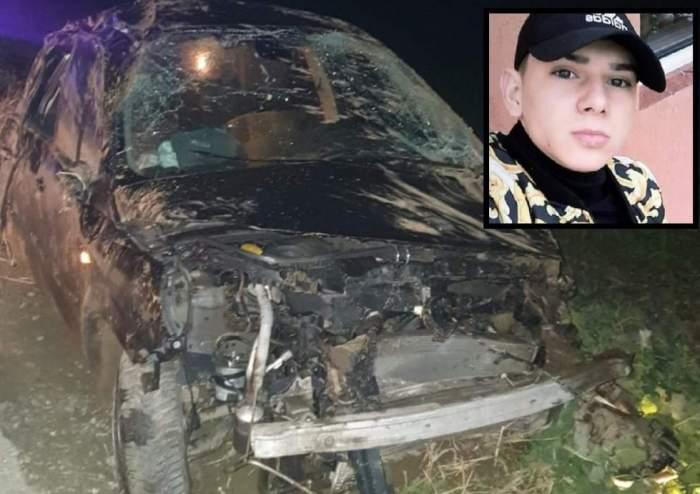 El este tânărul care a pierit în accidentul din Ialomița. Marius avea doar 19 ani și planuri mari de viitor