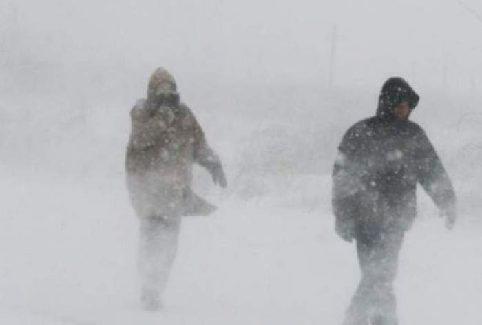 ANM, lovitură pentru România! Cod galben de ninsori şi vânt puternic. Care sunt regiunile afectate