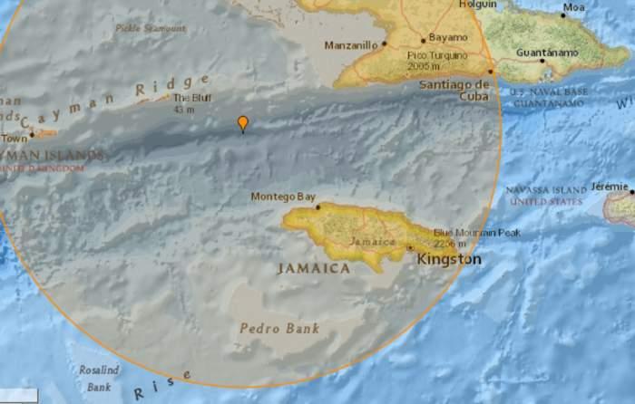 Cutremur de 7,7 între Cuba şi Jamaica! A fost emisă alertă de tsunami